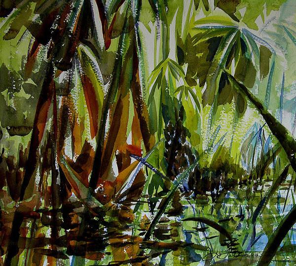 Pristine Waters Art Print