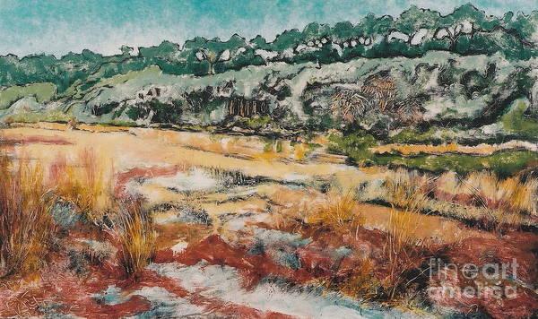 Dune Mixed Media - Pritchards Island X I I I by Pamela Iris Harden