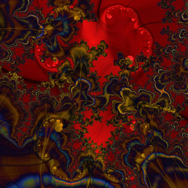 Digital Art - Prodigy by Susan Kinney