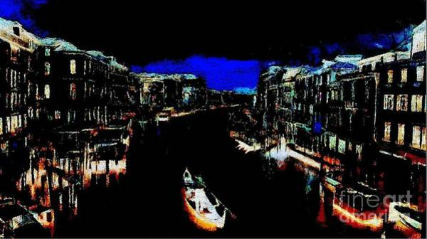 Painting - Profound Thought In Italy by Catherine Lott
