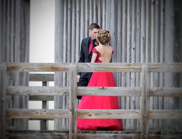 Hs Photograph - Prom Night by Brian Wallace
