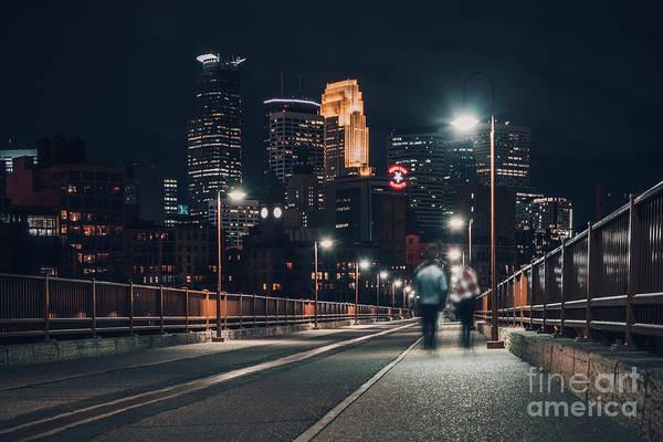 Photograph - Promenade by Iryna Liveoak