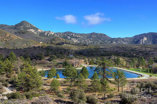 Photograph - Promise Lake And Camp Scherman by Eddie Yerkish