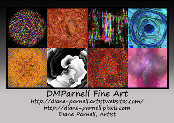Assistance Digital Art - Promo Collage 7-2016 by Diane Parnell