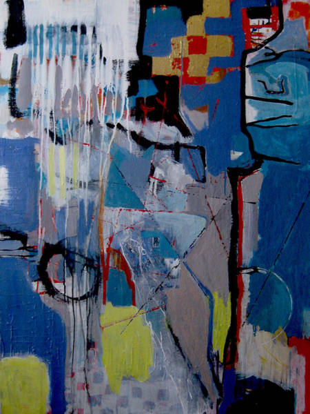 Wall Art - Painting - Propaedeutic by James Gallagher