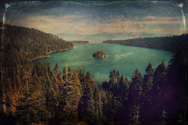 Emerald Bay Photograph - Protection by Laurie Search