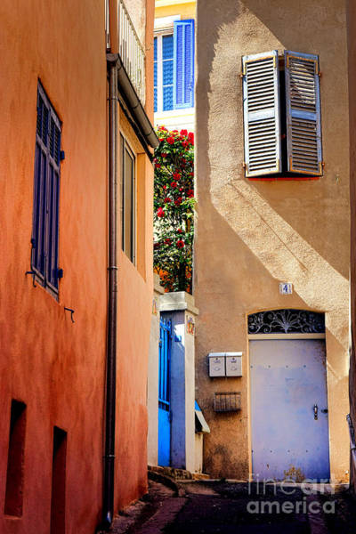 Wall Art - Photograph - Provencal Passage  by Olivier Le Queinec