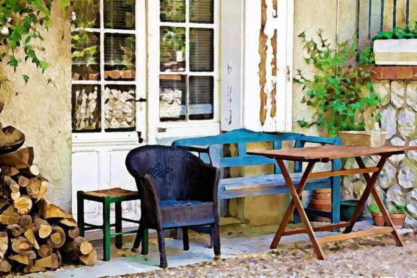 Photograph - Provence, Frace by Tatiana Travelways