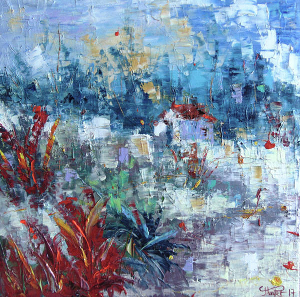 Painting - Provence South Of France by Frederic Payet