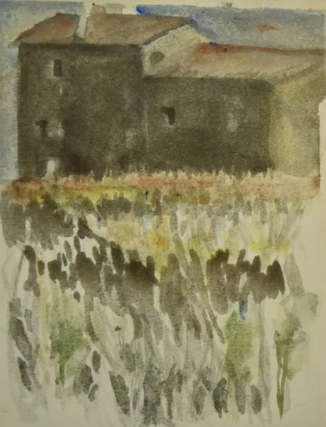 Provence Stenhus. Up To 60 X 90 Cm Art Print