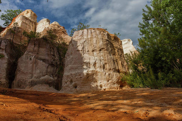Photograph - Providence Canyon by Kenny Thomas