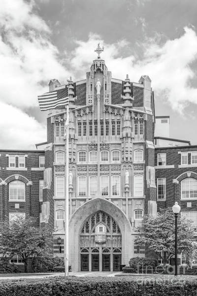 Photograph - Providence College Harkins Hall by University Icons