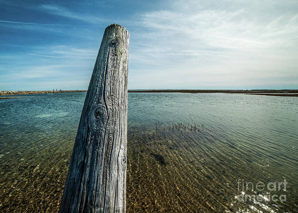Photograph - Provincetown Breakwater #2 by Michael James