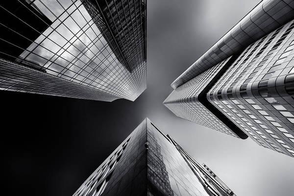 Tower Photograph - Proximity by Gerard Jonkman