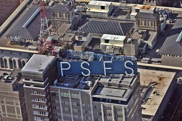Meritor Photograph - Psfs Building by Duncan Pearson