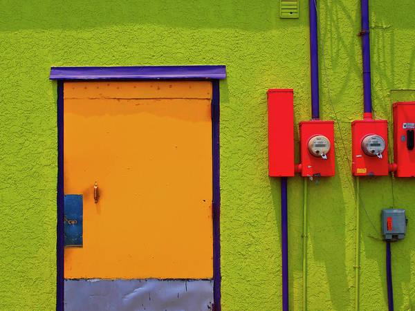 Photograph - Psychadeli by Skip Hunt