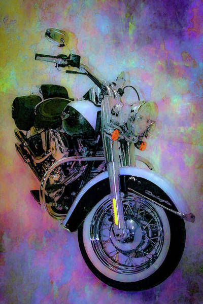 Photograph - Psychedelic Deluxe 6850 Dp_2 by Steven Ward