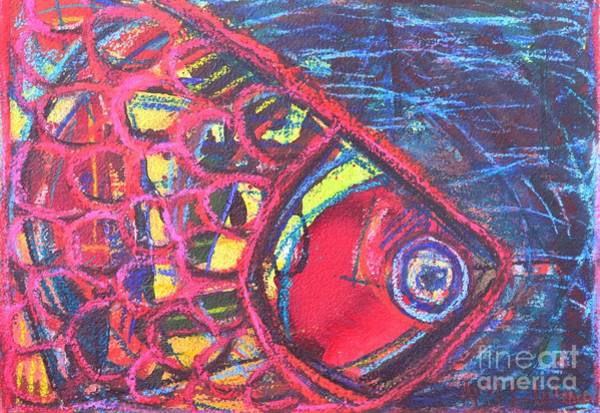 Painting - Psychedelic Fish by Ana Maria Edulescu