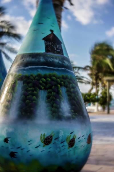 Photograph - Public Art In Tropics  by Sven Brogren