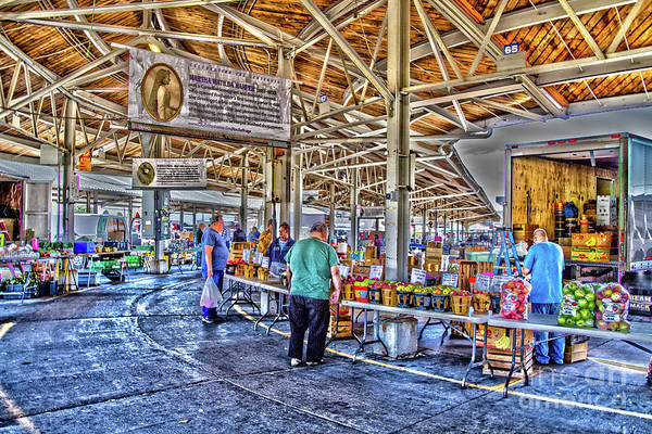 Photograph - Public Market by William Norton