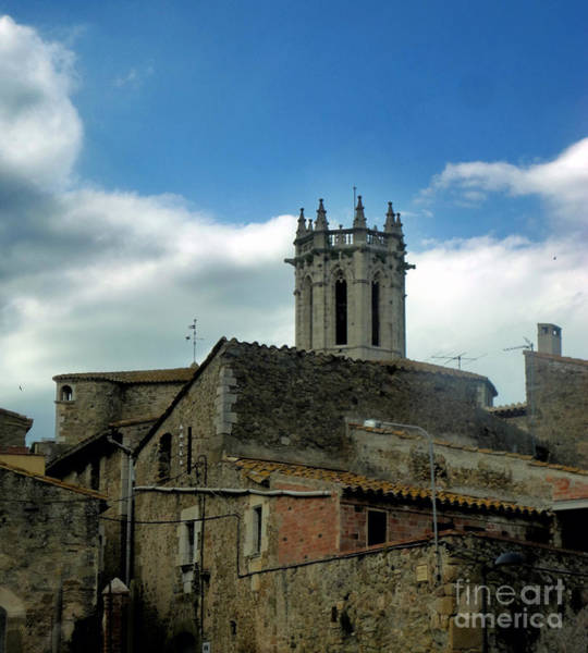 Photograph - Pubol Spain by Gregory Dyer
