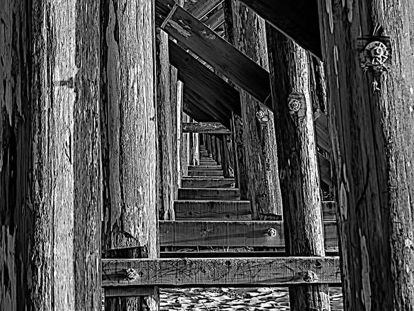 Wall Art - Photograph - Pudding Creek Bridge  by Bill Gallagher