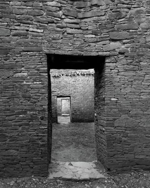 Chaco Canyon Wall Art - Photograph - Pueblo Bonito Doors by Joseph Smith