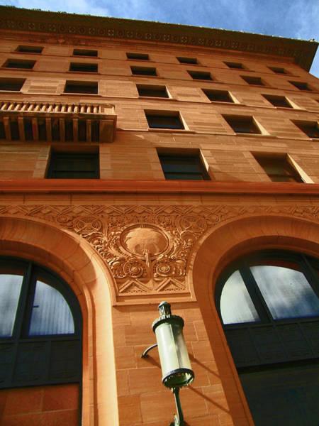 Suggestion Photograph - Pueblo Downtown Thatcher Building 2 by Lenore Senior