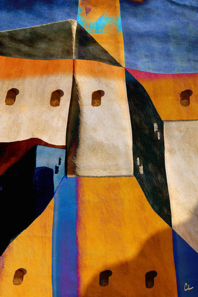 Wall Art - Photograph - Pueblo Number 1 by Carol Leigh