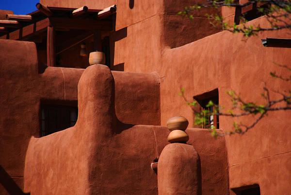 Photograph - Pueblo Revival Style Architecture II by Susanne Van Hulst