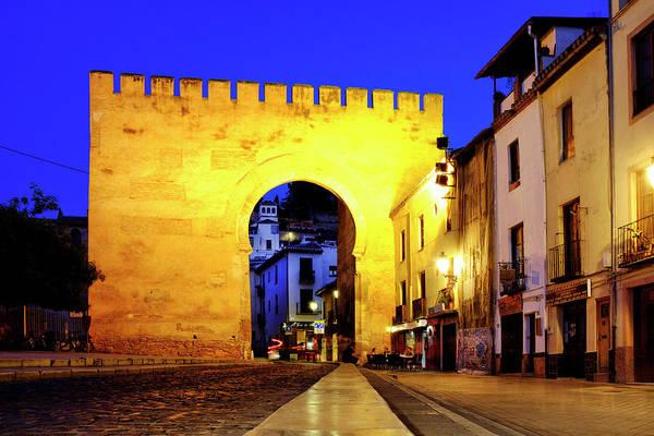 Photograph - Puerta De Elvira by Fabrizio Troiani