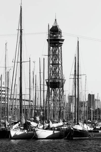 Photograph - Puerto De Barcelona by Edgar Laureano