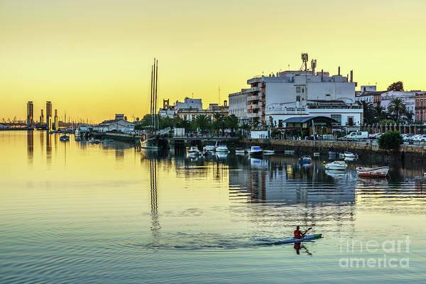 Photograph - Puerto De Santa Maria Cadiz Spain by Pablo Avanzini