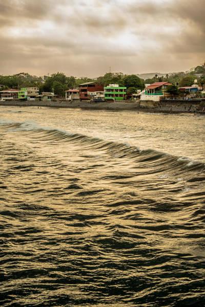 La Libertad Photograph - Puerto La Libertad by Totto Ponce