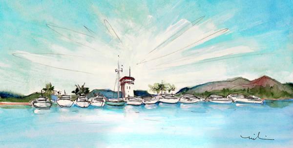 Painting - Puerto Portals 01 by Miki De Goodaboom