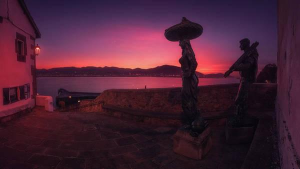 Photograph - Puerto Viejo De Algorta II by Mikel Martinez de Osaba