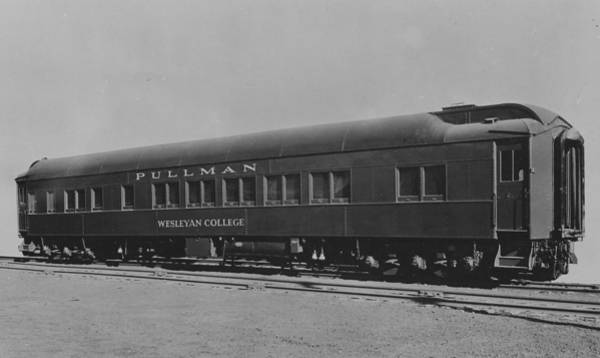 Chicago And North Western Photograph - Pullman Car  by Chicago and North Western Historical Society