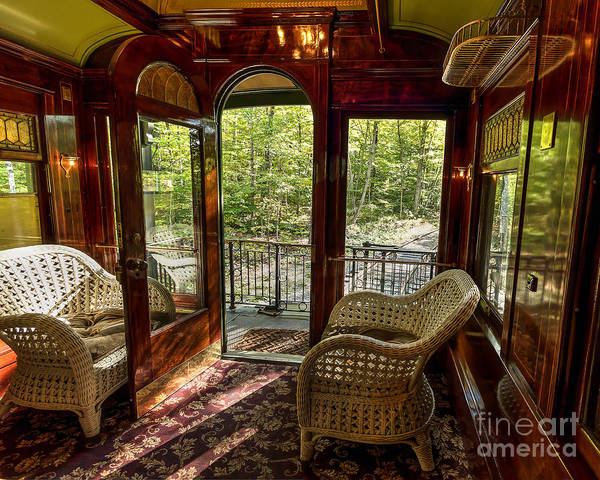 Photograph - Pullman Porch by Phil Spitze