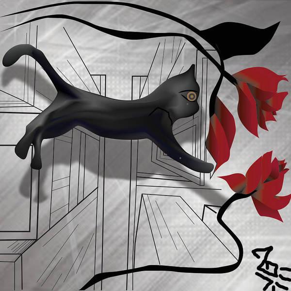 Digital Art - Pulo Do Gato by Tatiana Hallack
