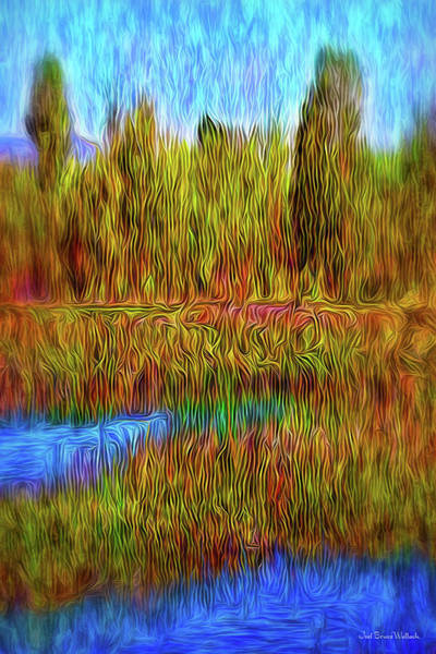 Digital Art - Pulse Of Summer by Joel Bruce Wallach
