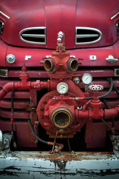 Photograph - Pump On P T O by Bud Simpson