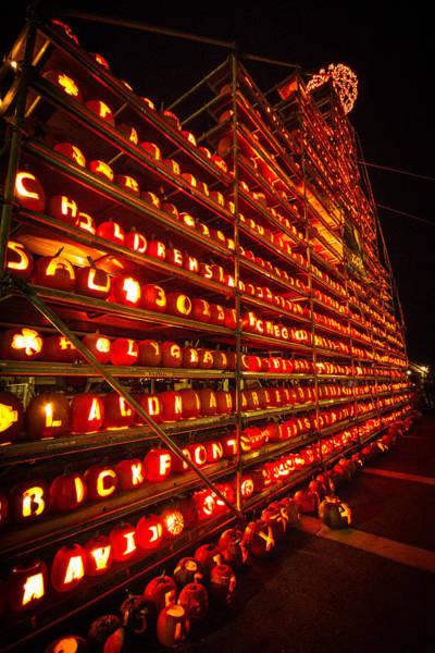 Photograph - Pumpkin Festival 2015 by Robert Clifford