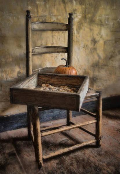 Photograph - Pumpkin Seeds by Robin-Lee Vieira