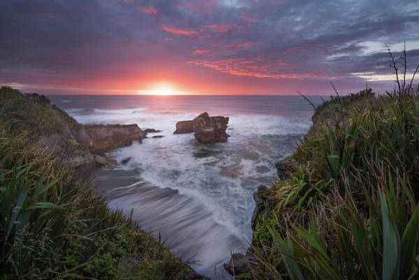 Photograph - Punakaiki by Racheal Christian