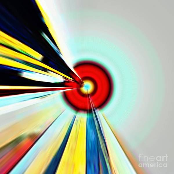 Digital Art - Farsighted  by Jessica Eli