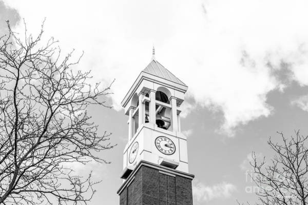 Photograph - Purdue University Bell Tower by University Icons