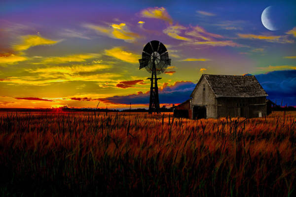 Pure Country Art Print