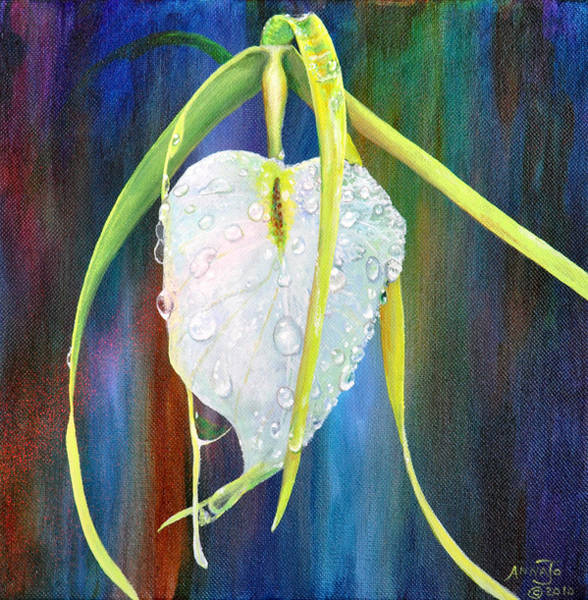 Wall Art - Painting - Pure Love by AnnaJo Vahle