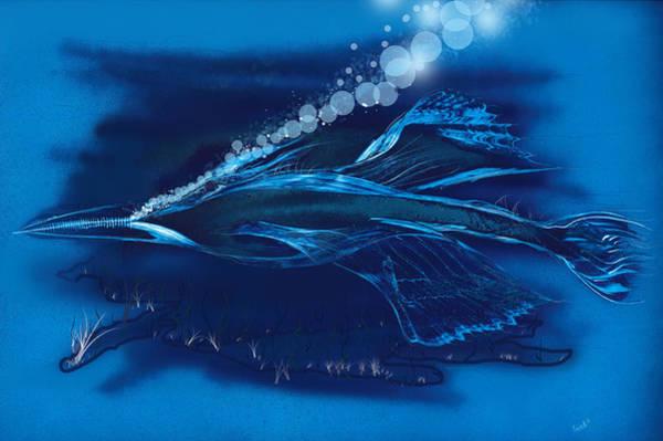 Primal Painting - Pure Prehistoric by Jason Girard