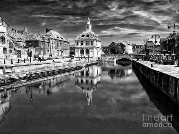 Kings Lynn Wall Art - Photograph - Purfleet Quay King's Lynn by John Edwards